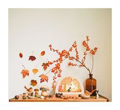 This Pin was discovered by Saskia Kempe. Discover (and save!) your own Pins on Pinterest. Waldorf Kindergarten, Nature Table, Autumn Nature, Save Yourself, Seasons, Place, Instagram, Inspiration, Dolls