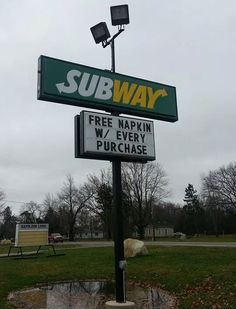 You Know My Needs, Subway