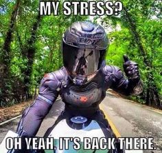Are you a crazy biker who just love to spend hours riding on your motorcycle? Check out these funny motorcycle quotes; Triumph Motorcycles, Custom Motorcycles, Sportbike Motorcycles, Custom Baggers, Vintage Motorcycles, Harley Davidson, Motorcycle Memes, Women Motorcycle, Ride Out
