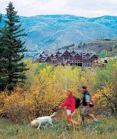 Ritz Carlton Bachelor Gulch, Beaver Creek, Colorado