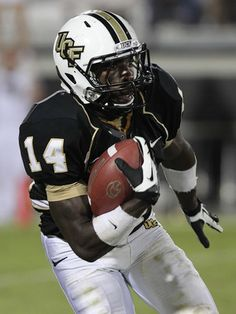 UCF Football SID Senior Quincy McDuffie named Conference USA1 Special Teams Player of the Week: