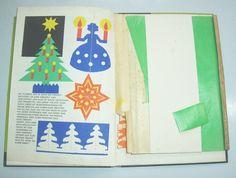 Schnipsel Schnapsel Anregung Allerlei Buntpapier Schnipseleien Basteln 1958 DDR | eBay