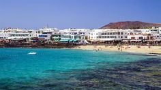 Playa Blanca, Lanzarote - îles Canaries (Espagne)