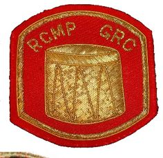 Appointment patch (Drummer) worn on the right sleeve above any rank chevrons Police Badges, Law Enforcement, Chevron, Patches, Cool Stuff, Sleeve, Cool Things, Manga, Police
