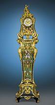 Augustus III Clock by Jean-Pierre Latz