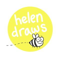 Browse unique items from HelenDodsworthDesign on Etsy: Daft doodles for greetings cards Funny Cards, Manchester, Doodles, Greeting Cards, Logos, Handmade Gifts, Drawings, Unique, Illustration