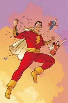 Convergence: Shazam! #1