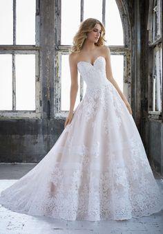 Vestido de boda ☆ cualquier piedra cristal corazón encanto algo Azul nupcial AB