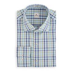 Peter Millar | Coates Plaid Sport Shirt