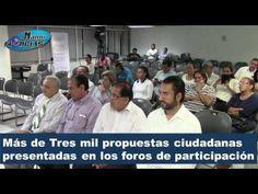 Propuestas ciudadanas darán rumbo a Veracruz.