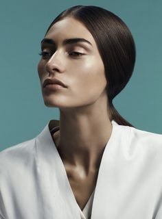 "uhm-anyway: "" Marine Deleeuw by Rene Habermacher for Wallpaper* ""Best in Shows"" """