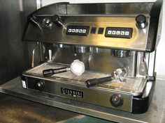 Giannini Espresso Machine for sale Espresso Coffee Machine, Coffee Maker, Catering Equipment, Group, Coffee Maker Machine, Coffee Percolator, Espresso Maker, Coffee Making Machine, Coffeemaker