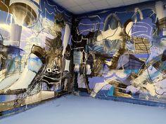Eric Mangen Art Installations, Installation Art, T Art, Three Dimensional, Contemporary Art, Museum, Paintings, Sculpture, Artist