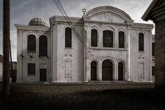 Wielka Synagoga - Społeczne Muzeum Żydów Białegostoku i regionu Notre Dame, Minecraft, Germany, Chart, Building, Travel, Viajes, Buildings, Deutsch