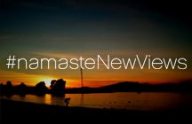 Show us your new view! Snap a picture of where you are taking your Namaste Yoga practice and tag it with the hashtag #NamasteNewViews