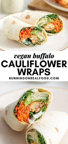Wrap Recipes, Veggie Recipes, Lunch Recipes, Vegetarian Recipes, Healthy Recipes, Plant Based Dinner Recipes, Vegetarian Kids, Easter Recipes, Recipes Dinner