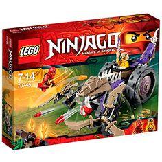 Amazon.de: Lego Ninjago 70745 - Ancondrai Bodenfahrzeug: Spielzeug