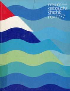 NOVUM Gebrauchsgraphik 1977