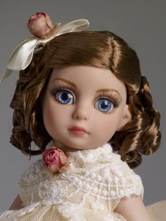 Perfect Impressions Patsy®  $139.99 - #closeup Patsy Collection #pinned from our 2013 #FallRelease #dollchat ^kv