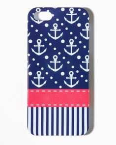 charming charlie | Charmed Anchor iPhone 5/5s Case | UPC: 410006179080 #charmingcharlie