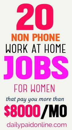 Legit Work From Home, Legitimate Work From Home, Online Work From Home, Work From Home Jobs, Earn Money From Home, Way To Make Money, Jobs For Women, Job Interview Tips, Work From Home Opportunities