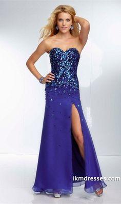 NOVINKA v salóne Diamond v Bratislave! Očarujúci model NADINE značky Mori  Lee v krásnej kráľovskej · Sexy DressesVečerné Šaty d7510cc8081