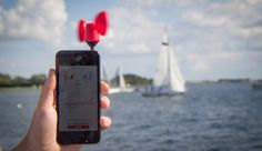 Vaavud - Turn Your Smartphone into a Wind Meter