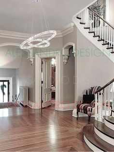 Candelabre si Lustre cu Cristale – Alessandro Design Palazzo, Web Design, Stairs, Home Decor, Design Web, Stairway, Decoration Home, Staircases, Room Decor