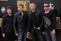 Nickelback vai estrear no Brasil em setembro, no Rock in Rio.