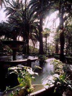 Jardines del Carmen de los Mártires ( Granada)