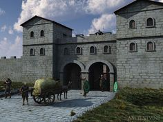 3d-animation-pons-aelius-newcastle-roman-fort_3