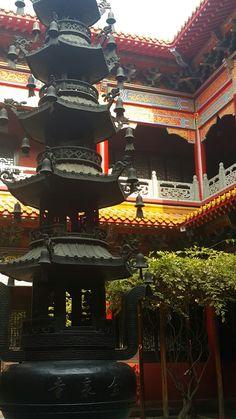 jinguan temple weifang china