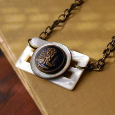 handmade jewelry using vintage plastic buckles - Google Search
