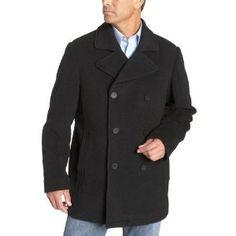 Kenneth Cole REACTION Men's Pea Coat, Charcoal, X-Large (Apparel)  http://www.amazon.com/dp/B000VBYA5Y/?tag=goandtalk-20  B000VBYA5Y
