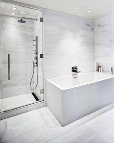 Top 60 Best Bathroom Floor Design Ideas - Luxury Tile Flooring Inspiration Best Bathroom Flooring, Marble Bathroom Floor, White Marble Bathrooms, Bathroom Tile Designs, Bathroom Interior Design, Bathroom Ideas, Marble Tiles, Tile Flooring, Flooring Ideas