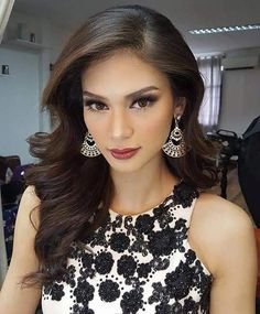 Miss Universe from the Philippines 2015 Pia Wurtzbach. Crowning the nee Miss Universe on Jan. 29, 2017