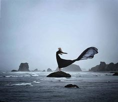 Awe-Inspiring Self Portraits by Rachel Baran 4 - https://www.facebook.com/different.solutions.page