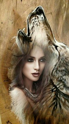 Native American Wolf, Native American Pictures, Native American Artwork, American Indian Art, Wolf Images, Wolf Pictures, Fantasy Kunst, Fantasy Art, Wolf Craft