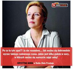 Krystyna Janda, aktorka i reżyserka, założycielka Teatru Polonia w Warszawie