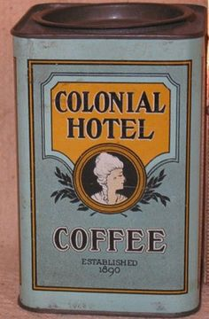 Colonial Hotel Coffee