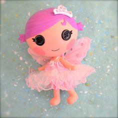 Lalaloopsy Littles Collection  Baby Ballerina by PistachioLoopsy, $12.00