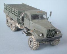 Kraz 255B Truck