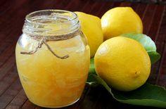 Lemon ginger marmelade (scroll to bottom) Sweet Recipes, Healthy Recipes, Light Diet, Good Food, Yummy Food, Jam And Jelly, Kefir, Creative Food, Caramel Apples