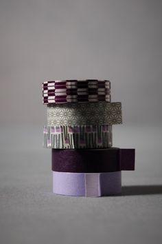 love this color washi tape combo