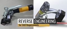 #Reverse #Engineering for #CAD Requirements
