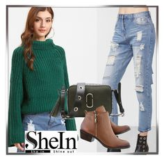 """""""shein-2"""" by gold-phoenix ❤ liked on Polyvore"""