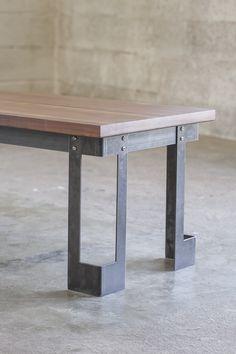 Radam Table Legs, Kindred Series