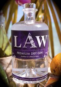 LAW Gin - Ibiza, Spain PD
