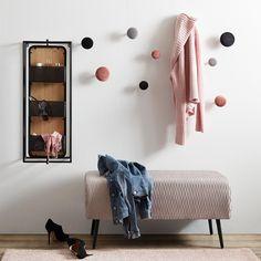 Entryway Bench, Furniture, Home Decor, Wood, Black, Homemade Home Decor, Hall Bench, Decoration Home, Room Decor