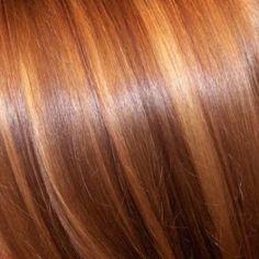 Naturally Highlighted Hair